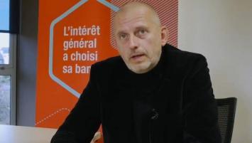 Patrice Bodier , Directeur régional de la Banque de Territoires en Bretagne