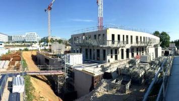 Le Groupe Bardon a acquis l'un des trois bâtiments du Digital Park à Cesson-Sévigné (35), à des fins locatives.