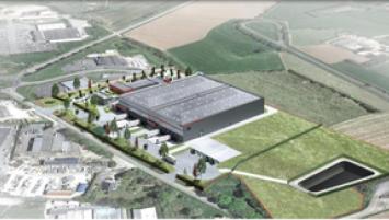 L'entreprise Sodise prévoit de construire un nouveau bâtiment à Briec