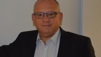 Benoît Cabanis, PDG du groupe Socah Hydraulique à Châteaubourg