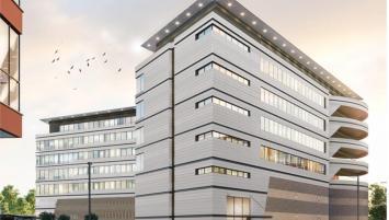 Parmi les dernières acquisitions du Groupe Brilach, on trouve un bâtiment de 673 m² en R+3 au Mans loué à Vinci