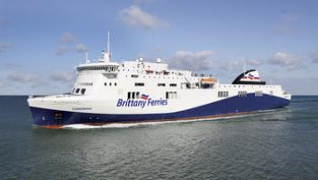 Brittany Ferries Roscoff Cork