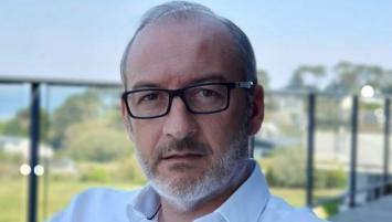 Christophe Mathieu, Directeur général du Groupe Brittany Ferries (Roscoff, 29)