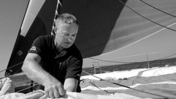Route du Rhum : première participation pour Christian Guyader, le patron breton de Guyader Gastronomie