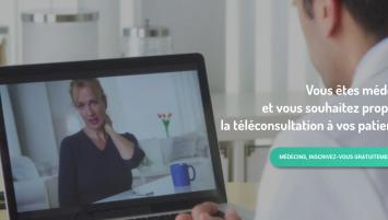 Médaviz, la plateforme de télémédecine, s'est imposée dans le quotidien des médecins
