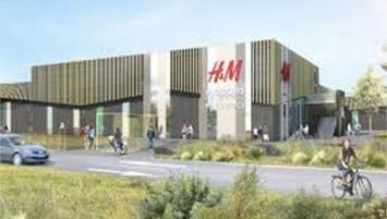 L'extension de Carrefour-Cesson à l'est de Rennes sera inauguré le 27 novembre