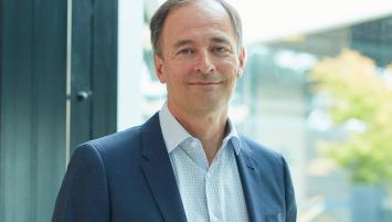 Christophe Grelier est le nouveau directeur général du Crédit Agricole Morbihan.