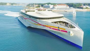 Condor Ferries Brittany Ferries