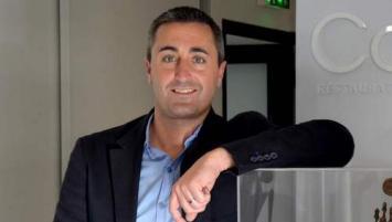 Gregory Renou, président du Groupe Convivio