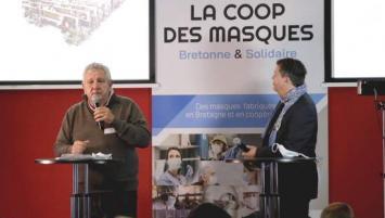 Guy Hascoët officiellement élu Président de La Coop des masques