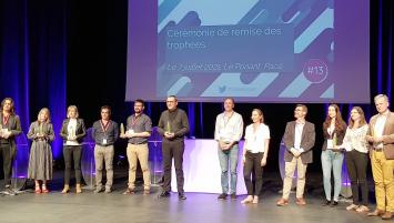 Organisée par Créativ, ce mercredi 7 juillet à Pacé près de Rennes, elle a récompensé 9 entreprises du Grand Ouest