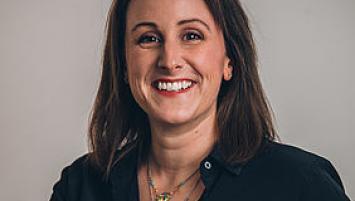 Elise Le Solliec, première entreprise à bénéficier de la Couveuse, à Lorient