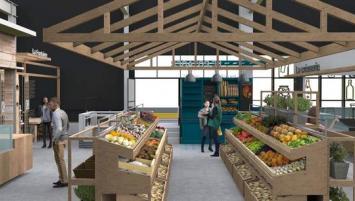 « day by day, Grand Marché Vrac », un espace marchand couvert de 300 m² regroupant tous les métiers de bouche ouvrira à Rennes à la rentrée 2020