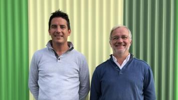 Edouard et Vincent Dejoie , cogérants de l'entreprise éponyme créée en 1985 à Pleslin-Trigavou dans les Côtes d'Armor