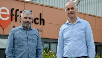 Les dirigeants, Thierry Godest et Jean-Luc Allory ont investi 2 millions d'euros dans un bâtiment flambant neuf de 1 800 m² situé à Taden  (22) , à proximité du site  historique.