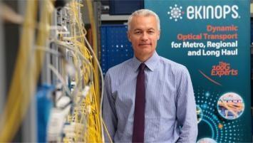 Didier Brédy, Président - Directeur général d'Ekinops