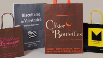 Embaleco propose des sacs, réutilisables, et  biodégradables,
