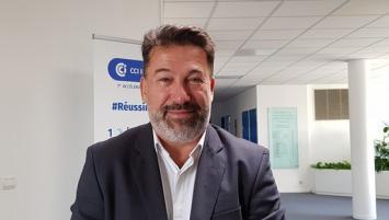 Emmanuel Thaunier, président sortant de la CCI Ille-et-Vilaine