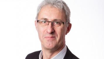 Eric Laurent, Directeur territorial Côtes d'Armor et Finistère au sein d'Enedis