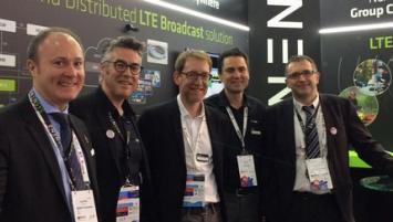 Mcw 2018 : ENENSYS Technologies et b<>com annoncent leur collaboration sur le déploiement du réseau 5G