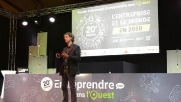 Yannick Roudaut est également co-dirigeant du cabinet Alternité et des Editions La Mer Salée.