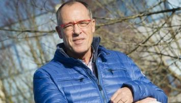 Philippe Mabillon, Président d'Eole Constructing, basé à Saint-Grégoire.