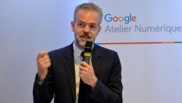 Sébastien Missoffe, directeur général de Google France