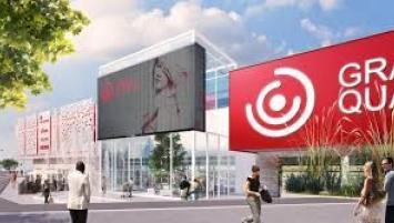 Aujourd'hui, 100 % des nouveaux espaces du centre commercial Grand Quartier, soit 6 000 m² sont commercialisés.