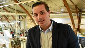 Clément Herr, dirigeant du Groupe Laisné, reprend Les Ateliers DLB (29).