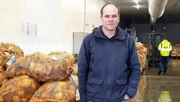 Gurvan Rolland est à la tête des criées de Saint-Quay-Portrieux et Erquy depuis plus de deux ans