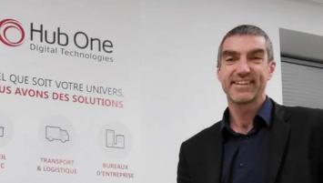 Bernard Delaunay est en charge du développement d'Hub One auprès des industriels bretons