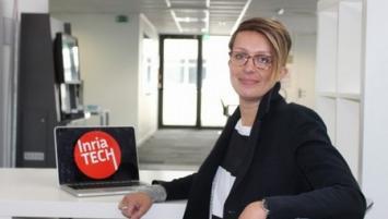 Mélanie Rambault du service transfert de l'Inria à Rennes