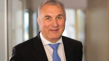 Loïc Gallerand, fondateur de l'entreprise Intercation en 1991 à Rennes.