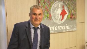 Loïc Gallerand, Dirigeant du Groupe Interaction.