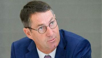 Jean-Marc Roué, président de la Brittany Ferries
