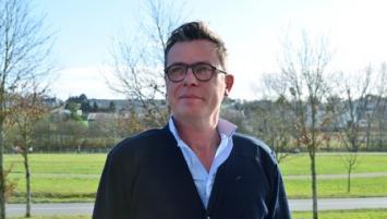 Antoine Cochet créateur du parc de Loisirs Kampus 137 au sud de Rennes