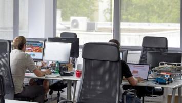 Six ans après son installation à Rennes, l'agence digital Keepeek déménage dans de nouveaux locaux, plus spacieux de 450 m².