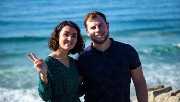 Lucielle Ealet et Allan Le Bronnec, co-fondateurs de la nouvelle gammeKerbi