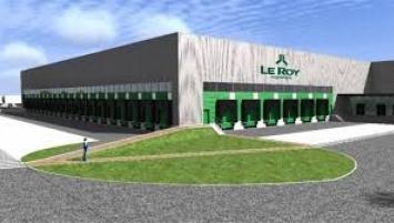Le  Roy Logistique : sa  nouvelle plateforme de 23 000 m² à Bourgbarré (35) est opérationnelle