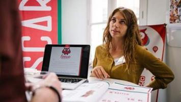 Laurie Louvet a créé la plateforme Leeve , en 2018, à Rennes.