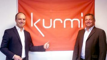 Thibaut Felgères, Directeur Général de Kurmi Software aux côtés d'Hugues Meili, Président Directeur général