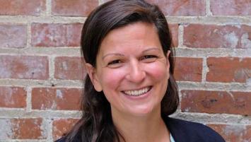 Mélanie Morin , en charge du copilotage du Collectif Tactique à Rennes