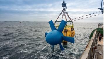 Projet Morbihan Hydro Energies : deux hydroliennes seront immergées dans le Golfe du Morbihan