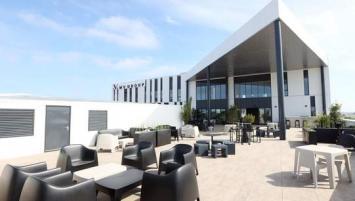 A Cesson-Sévigné près de Rennes, les 200 collaborateurs de MV Group ont investi le nouveau siège de l'entreprise, un bâtiment de 6 000 m² au sein du Digital Park