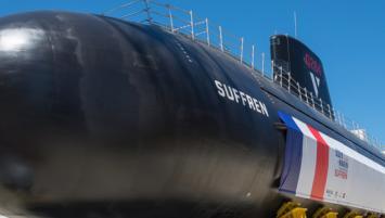 Le Suffren, sous-marin nucléaire nouvelle génération, une des réussites Navale Group 2019