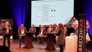A Carhaix dans le Finistère, la 4ème édition de l'Open de l'Industrie a réuni près de 700 participants, ce mardi 8 octobre.