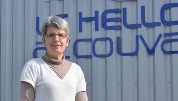 Depuis 2002, Estelle Tanguy Le Helloco tient les rênes du Groupe  Le Helloco Accouvage, spécialisé dans la production d'oeufs à couver de dindes et de dindonneaux d'un jour.