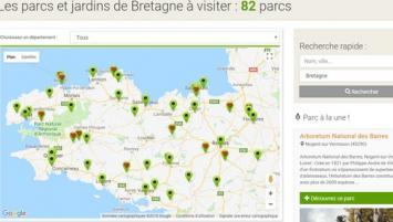 Le site jardinez.com a été conçu par Philippe Hamard un Breton
