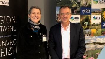 Agence bretonne de la biodiversité : Thierry Burlot et Sylvie Detoc prennent la présidence