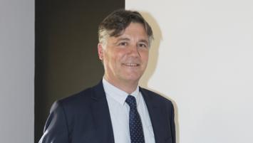 Pierre Montel, président de la CCI du Morbihan